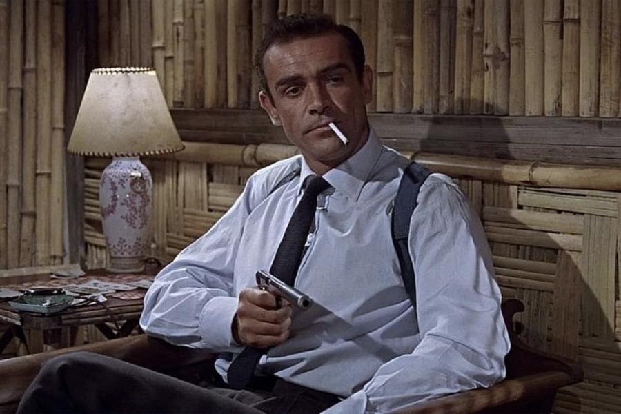 Sean Connerys Original Bond Pistol steht zum Verkauf