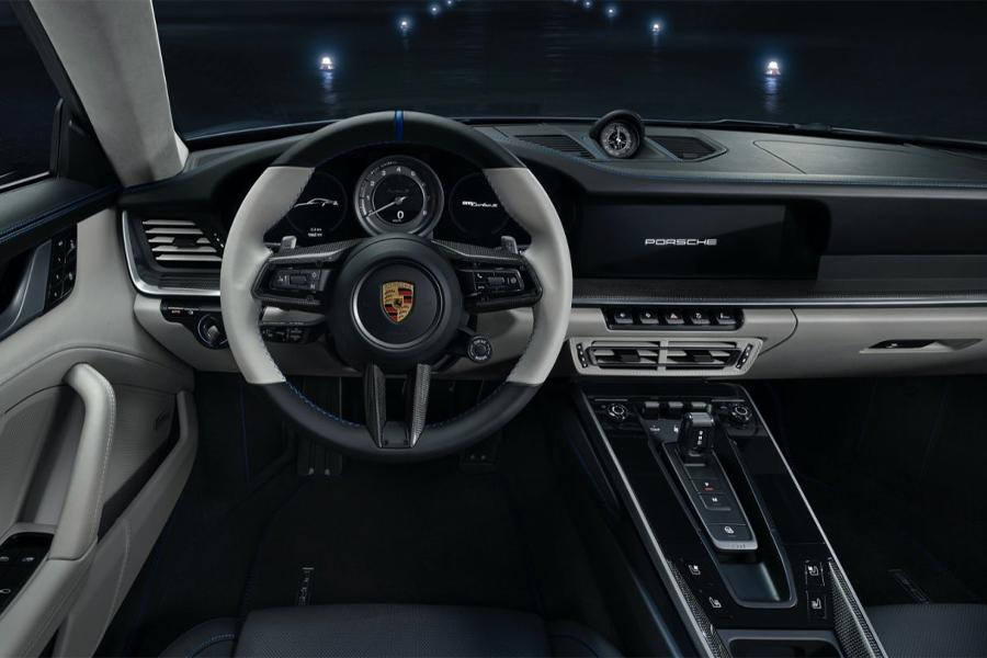 Porsche Duett