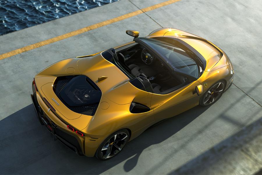 Ferrari Spider 1