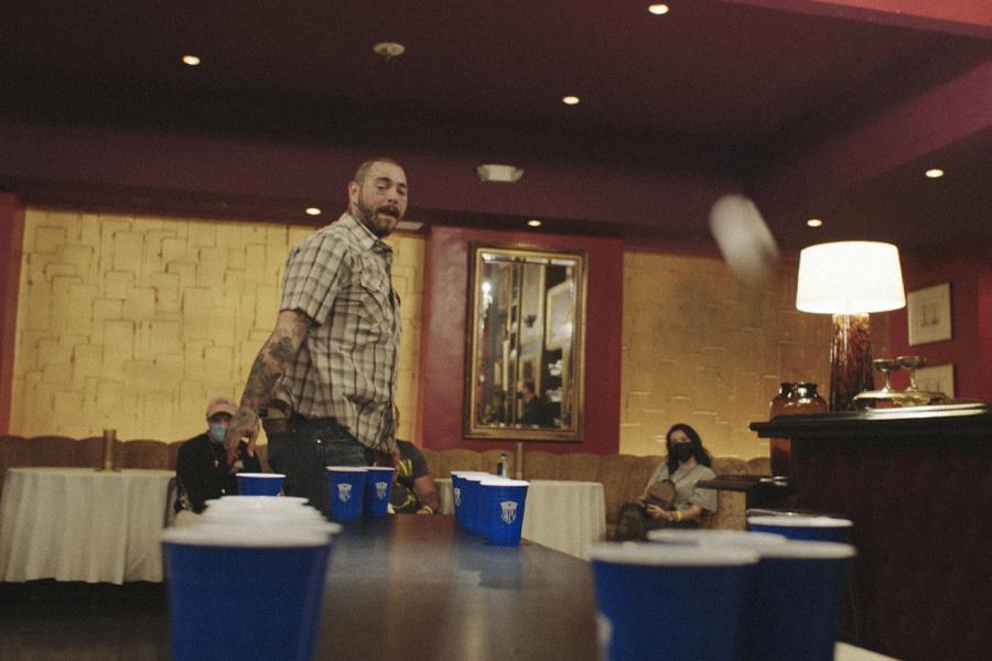 Post Malone Bier Pong 3