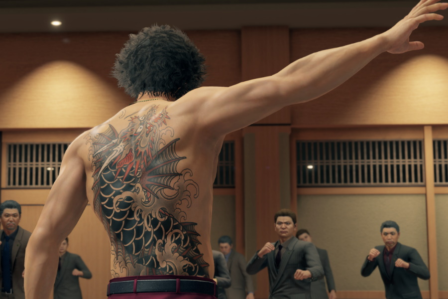 """Yakuza: Like a Dragon"" ist das Bat-Sh * t Crazy Must-Play im November"