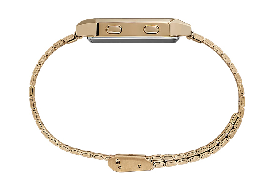Timex Q Neuauflage mit digitaler LCA-Uhr