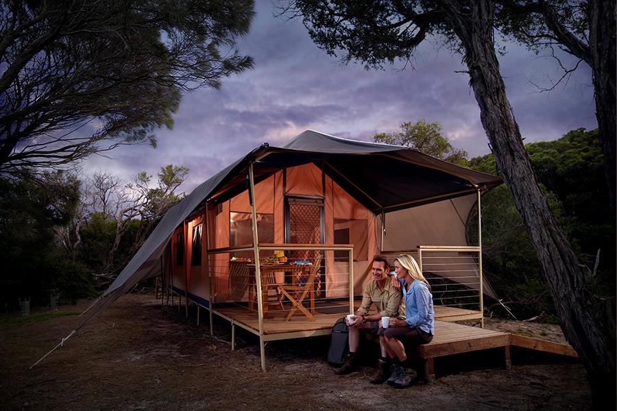 Wilderness Retreats Glamping Melbourne