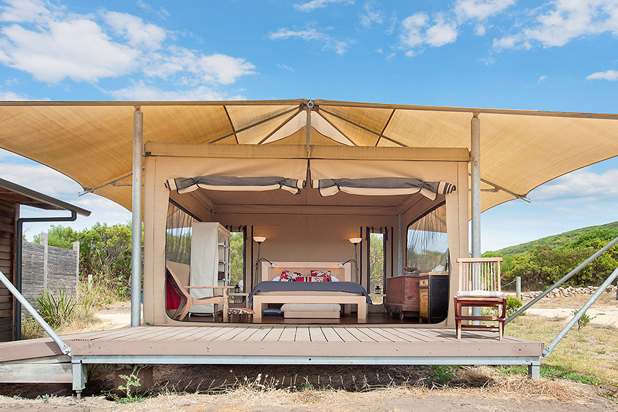 Pebble Point Glamping Melbourne