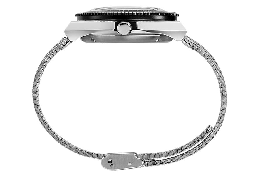 Timex M79 Schwarzes Lünettenband
