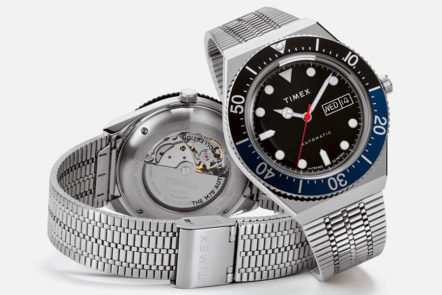 Die Timex M79 ist ein Zeichen für die umfassende Uhrmacherkunst der Renaissance im Jahr 2020