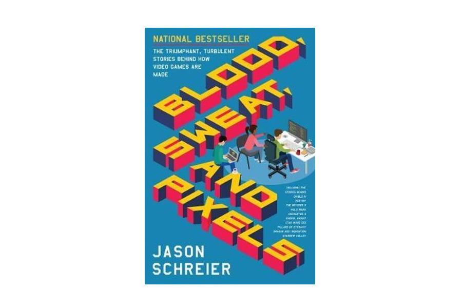 Blutschweiß und Pixel Buch