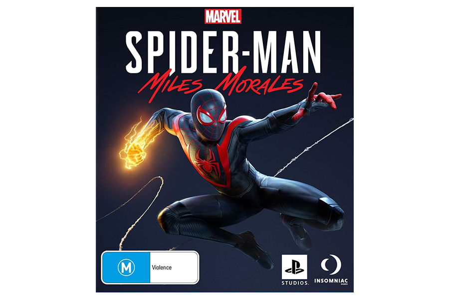 Spider Man Meilen Moral