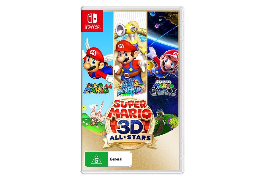 Super Mario alle Sterne