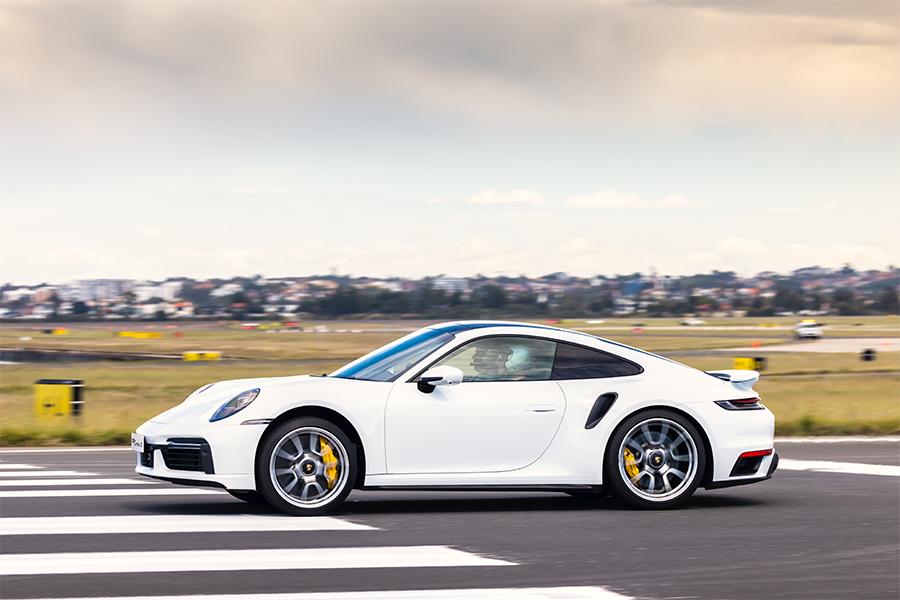 Porsche Launch
