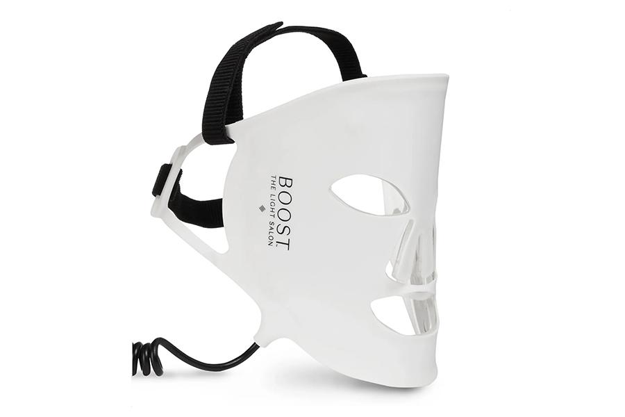 Weihnachtsgeschenkführer Groomer The Light Salon Boost Fortgeschrittene LED-Lichttherapie-Gesichtsmaske