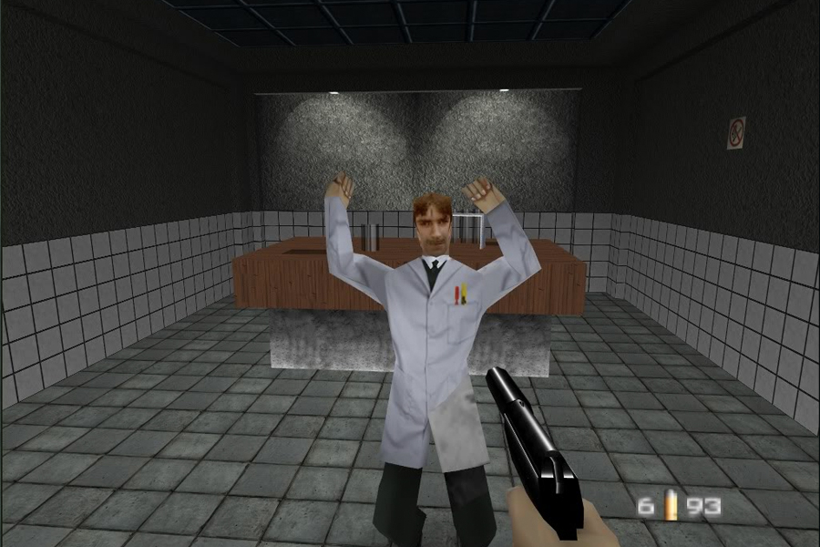 Projekt 007