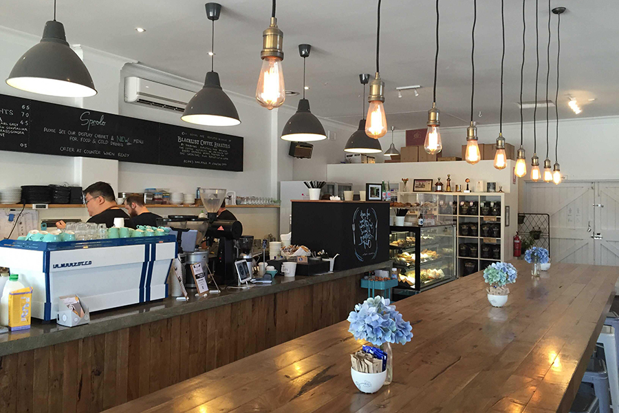 Sprolo Coffee Shops Cafes Perth