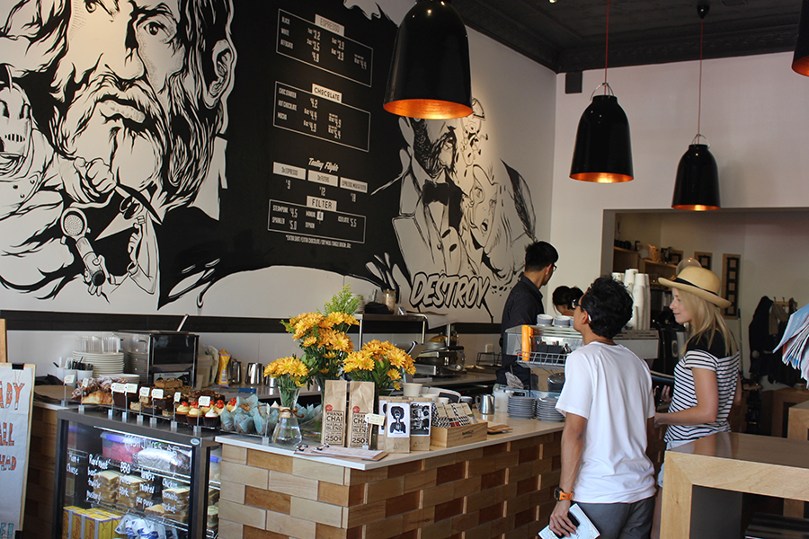 Architects & Heroes Coffee Shops Cafes Perth