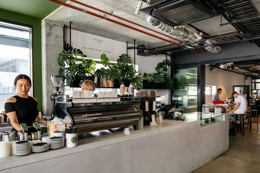 Offshoot Coffee Shops Cafes Perth