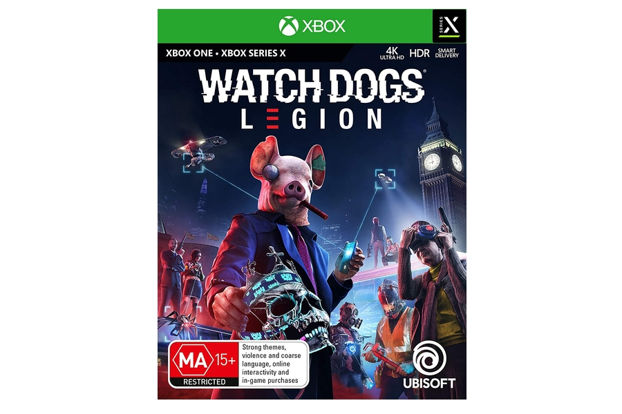 Watch Dogs Legion - Xbox One / Xbox Serie X.