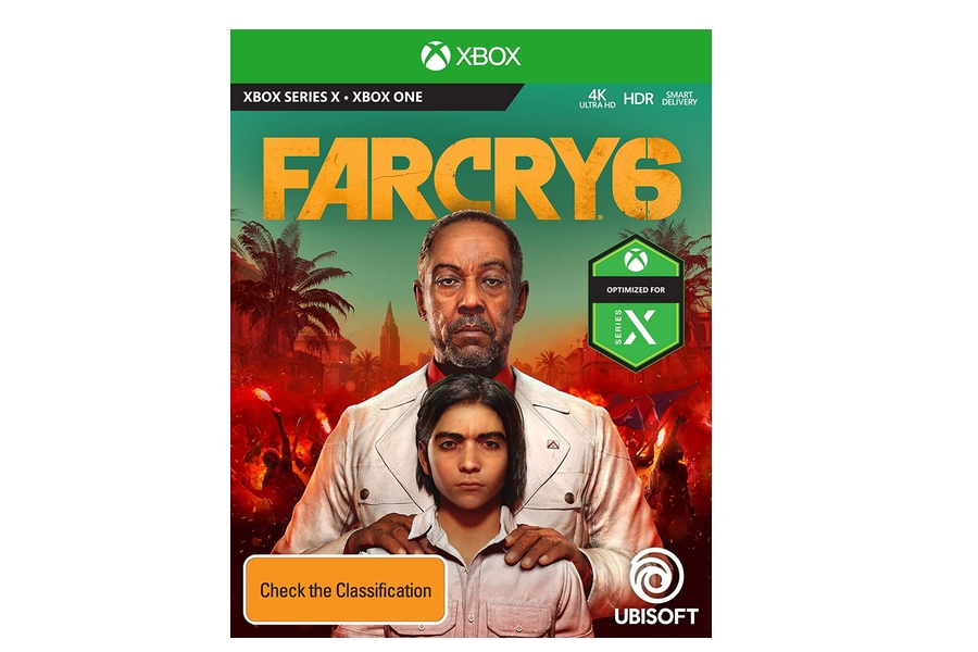 Far Cry 6 - Xbox One / Xbox Serie X.