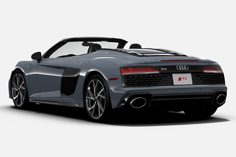 2021 Audi R8 RWD Coupé und Spyder zurück