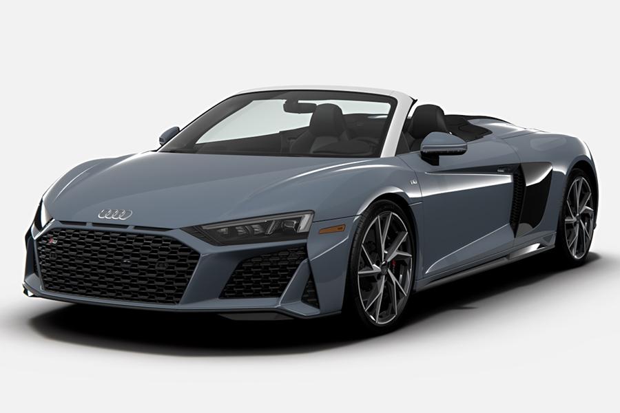 2021 Audi R8 RWD Coupé und Spyder feiern ein dauerhaftes Comeback