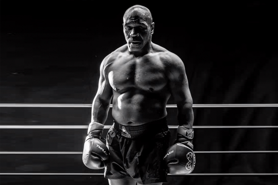 Mike Tyson sucht nach seinem Comeback-Kampf mit Roy Jones Jr.