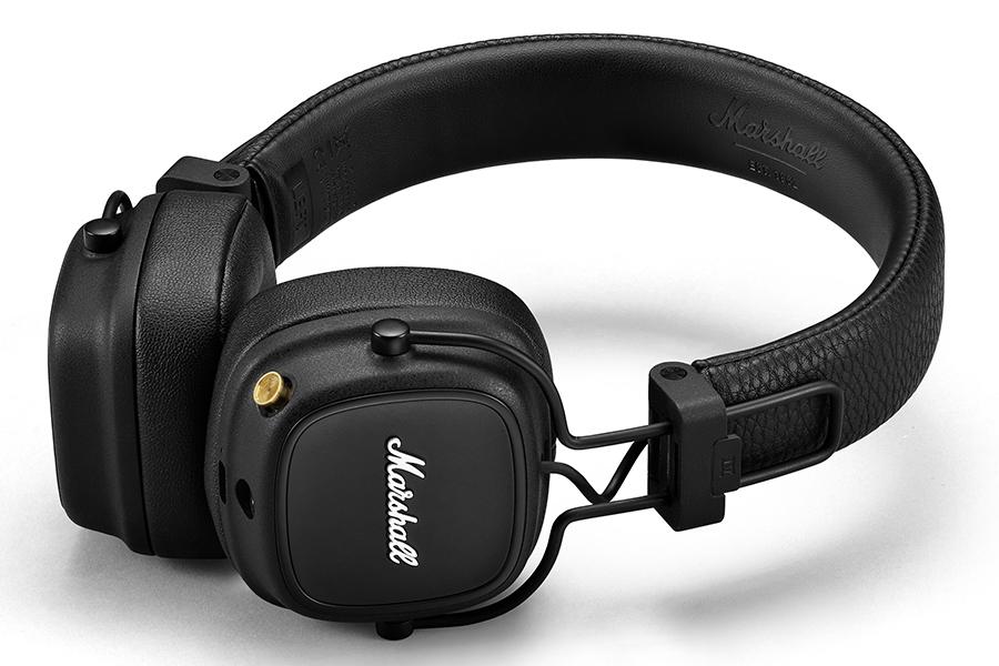 Marshall IV Wireless Headphones Seite