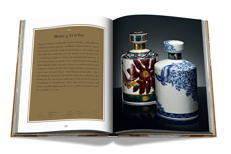 Assouline Impossible Whiskey Collection Encyclopedia Beispielseite