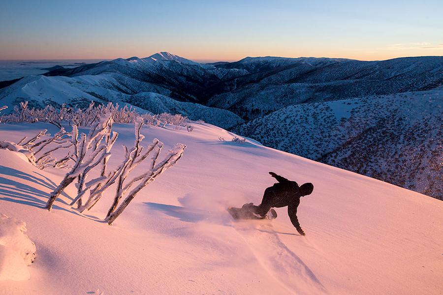 7 besten Orte in der Nähe von Melbourne, um Schnee zu sehen