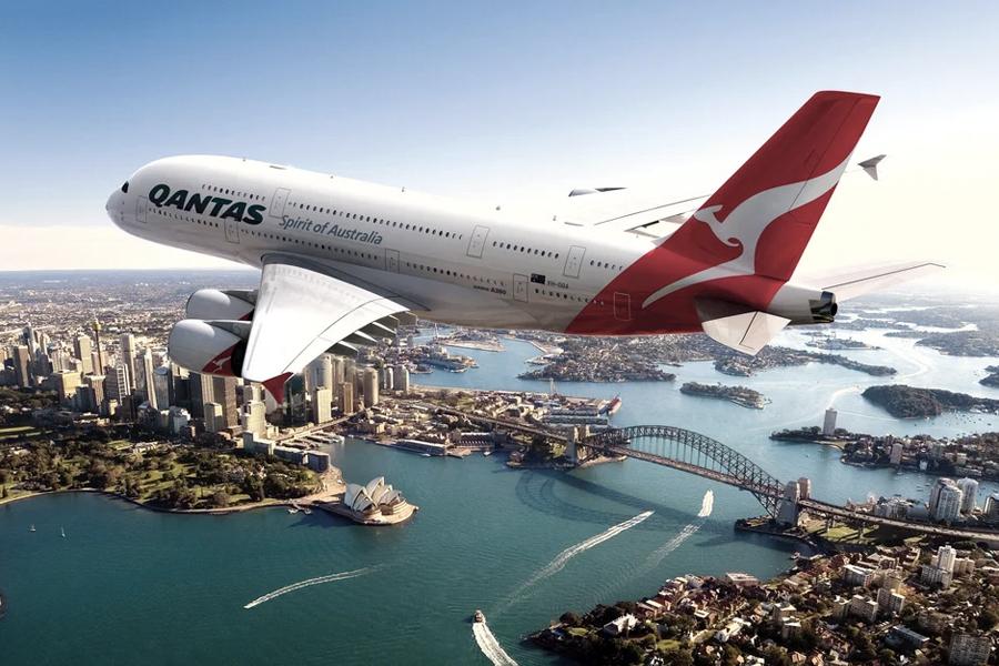 Qantas CEO enthüllt die schwierige neue Notwendigkeit für internationale Reisende
