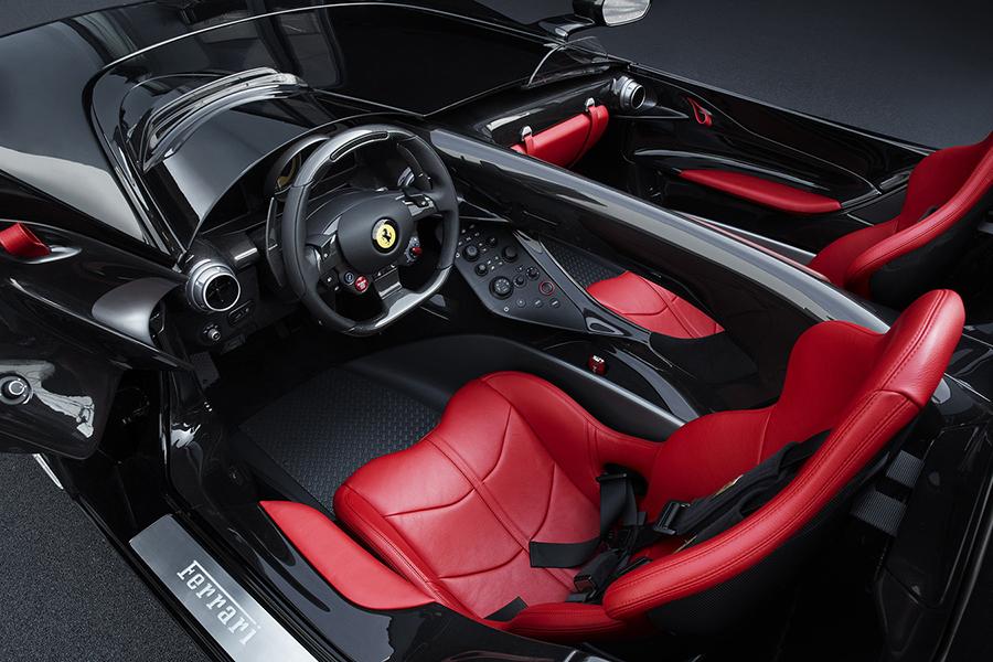 Ferrari Monza SP2 Armaturenbrett