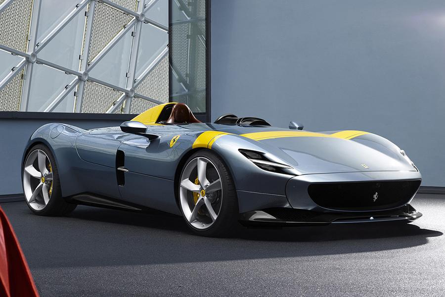 Ferrari Monza SP1 vorne