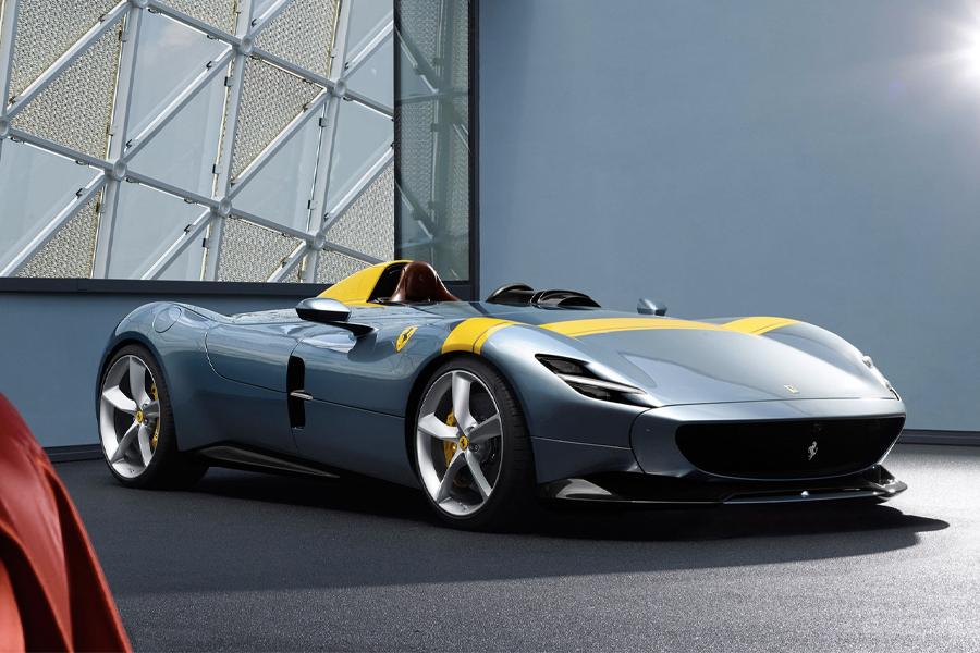 Ferrari öffnet mit dem Monza SP1 und SP2