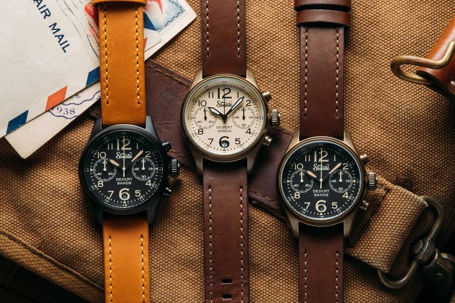 5 erschwingliche Uhren für den modernen Sammler