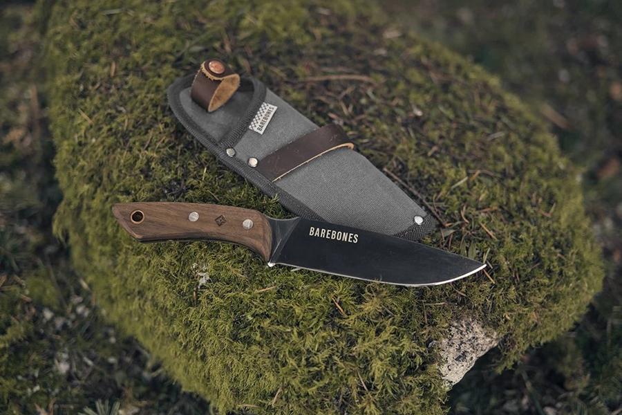 Christmas Gift Guide Outdoorsman Barebones Field Knife