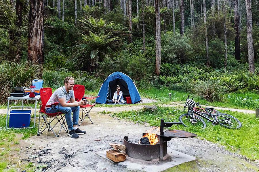 Kostenlose Campingplätze in Melbourne Aire Crossing