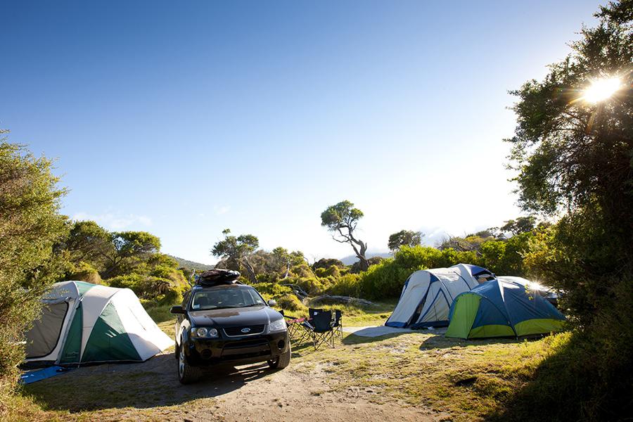 13 besten kostenlosen Campingplätze in Melbourne