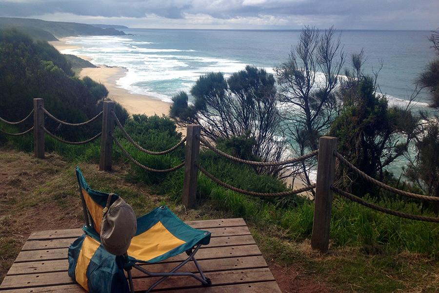 Kostenlose Campingplätze in Melbourne Johanna Beach