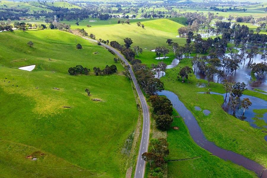 Kostenlose Campingplätze in Melbourne Acheron