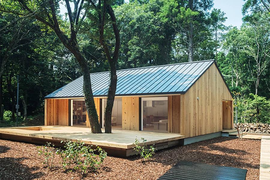 Holen Sie sich Ihre DIY mit diesem Flat-Pack-Haus von MUJI