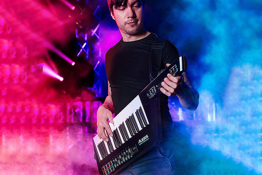 Alesis Vortex Wireless 2 Keytar Weihnachtsgeschenkführer Musikliebhaber