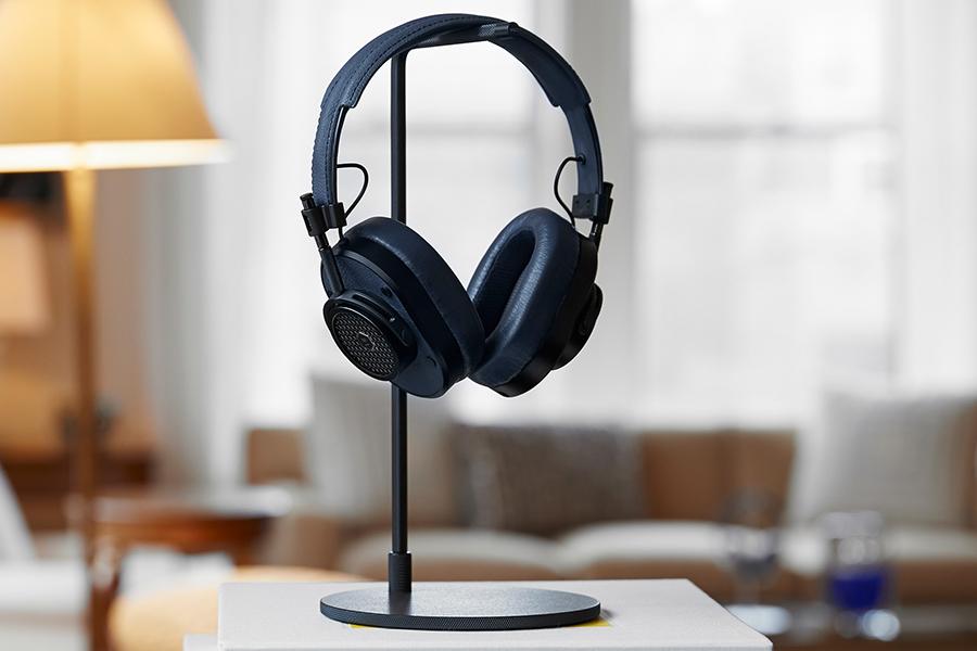 Kopfhörerständer Weihnachtsgeschenkführer Musikliebhaber