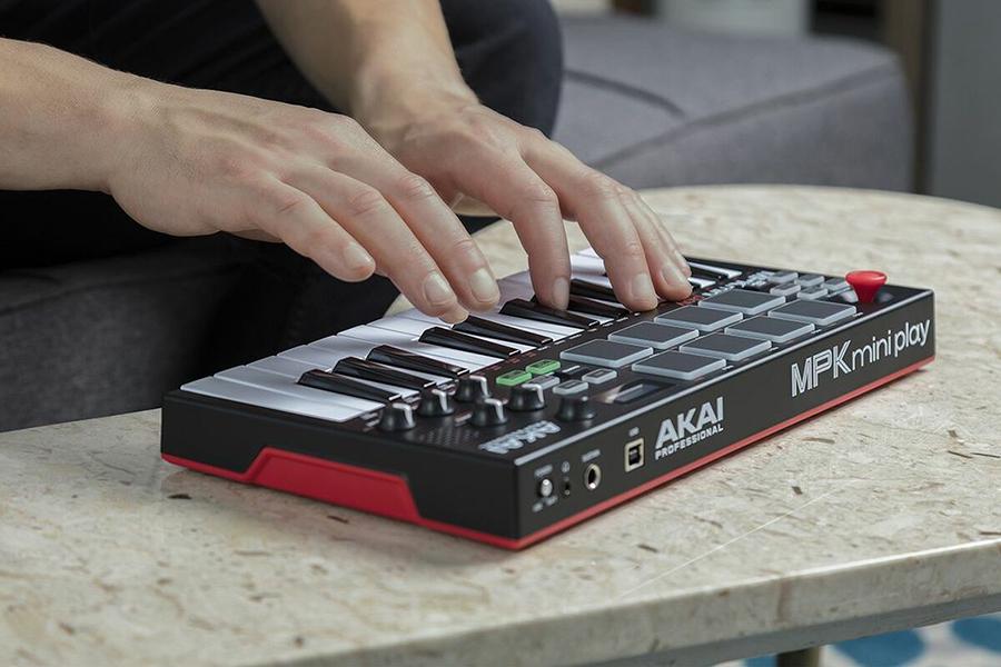 AKAI Professional MPK Mini MK3 Weihnachtsgeschenkführer Musikliebhaber