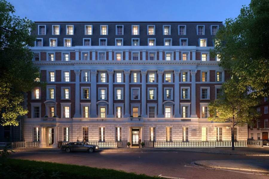 Grosvenor Square Nr. 1 kostet coole 252 Millionen US-Dollar
