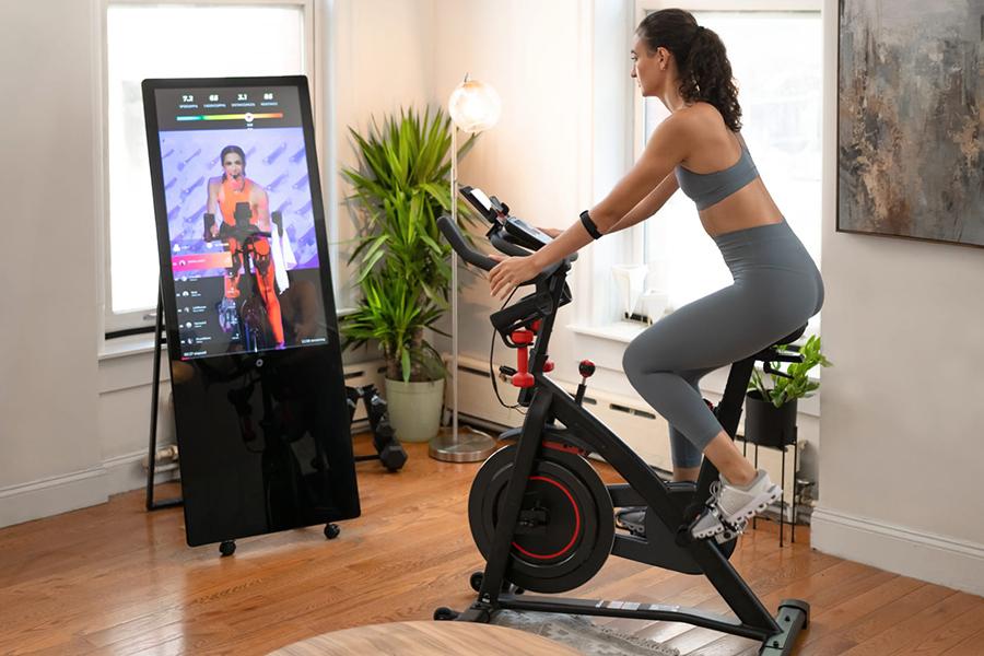 Der Studio Smart Hub für Ihr Heim-Fitnessstudio
