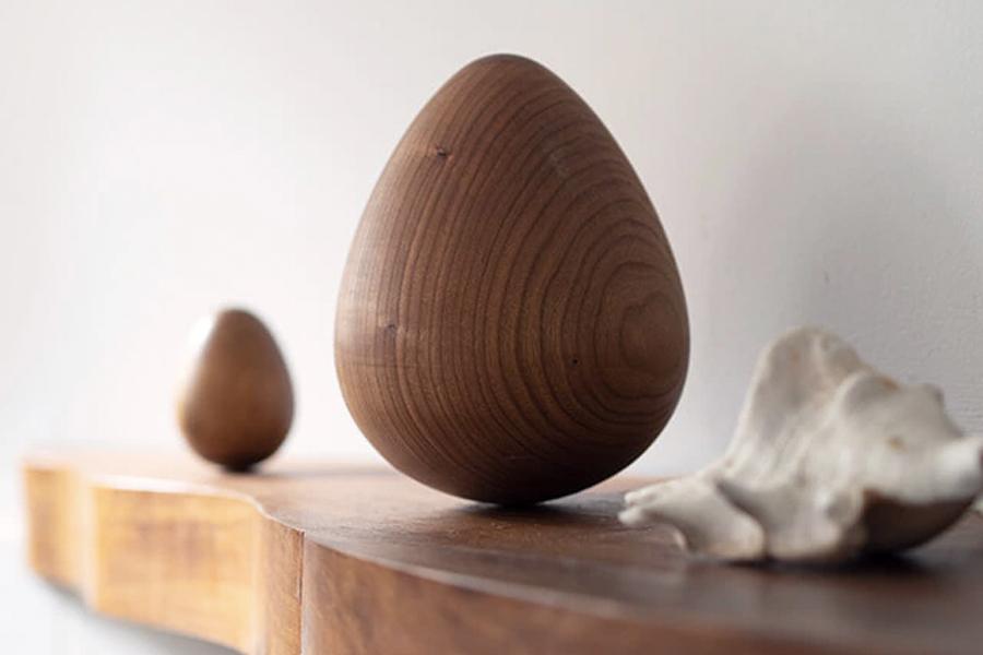 Zen Egg ist ein Zappelspielzeug für dein Inneres