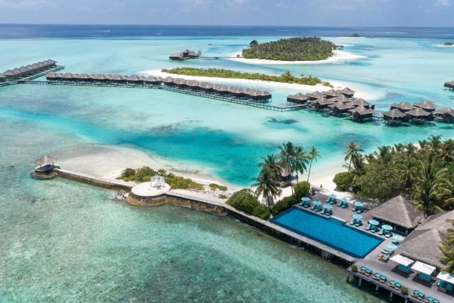 Ein Jahr in diesem Resort auf den Malediven kostet weniger als die Anmietung einer Wohnung in Sydney