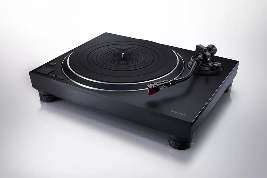 Weihnachtsgeschenkführer Music Lover Technics SL-1500 Plattenspieler mit Direktantrieb