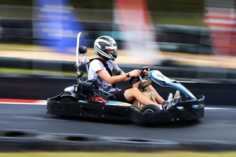 Gehen Sie Karting Sydney