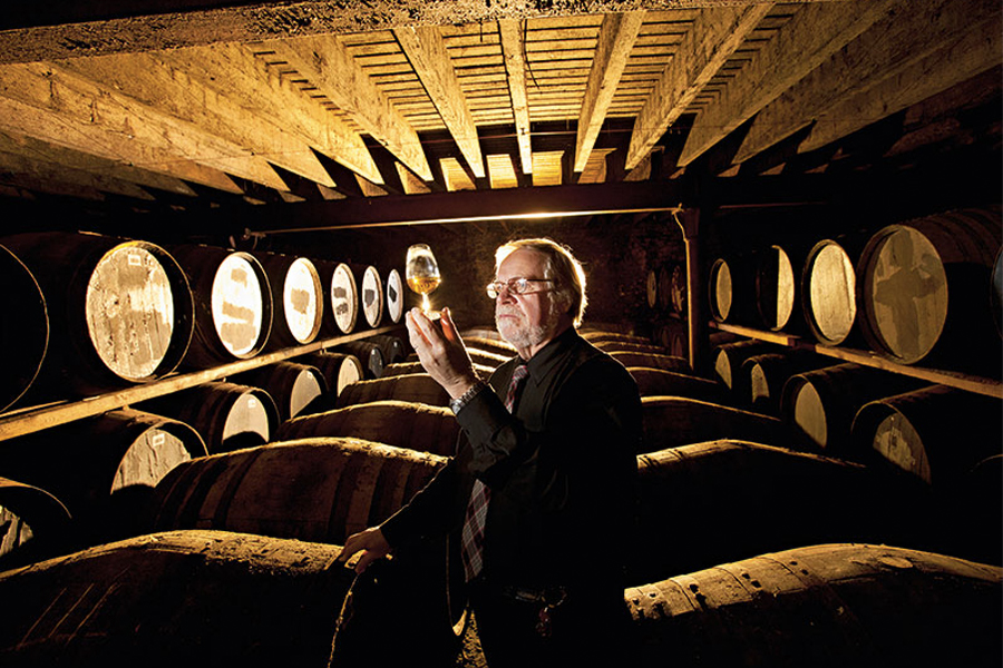 Gefälschter Whisky
