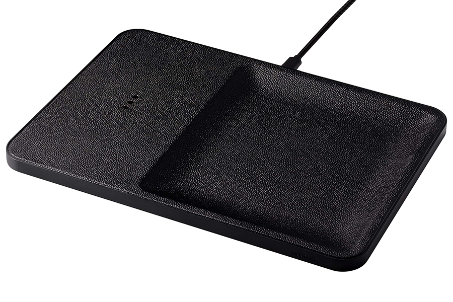 Courant Catch 3 Wireless Charging Pad schwarz