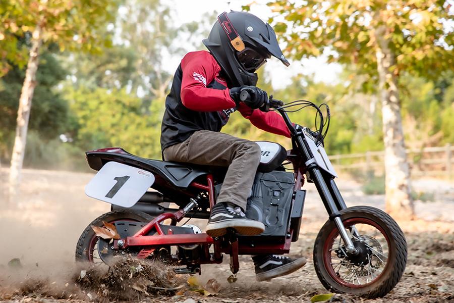 Kindermotorrad Indisches Motorrad